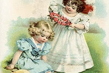 vintage trading cards / by Cheryl May
