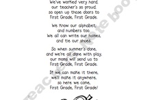 First Grade - end of year / by Brenda Tutje