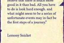 L.S / Pretty much all Lemony Snicket / by Hannah McIntyre