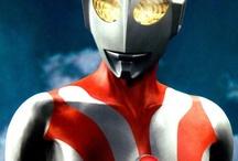 Ultraman - Ultraseven - Kaijus. / by Héctor Barrera Carrera