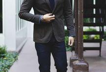 Clean Look / Dress better  / by Mark Zamayla