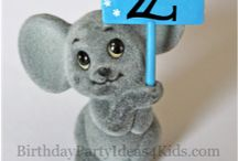 2nd Birthday Party Ideas / by Birthday Party Ideas 4 Kids