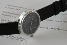 Watches / by Joshua Bonk