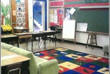 Classroom Tours / Photos of real classrooms with examples of how they are set up and organized. / by Angela Watson's Teaching Ideas