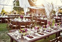 Event Ideas and Decorations / by Jessica Reina