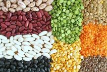 Food - Split peas, Lentils and Beans / by Sarah Hunt