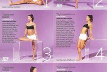 yoga & stretches / by A Keys Massage