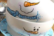 Snowman Crafts / by Melissa Hommel