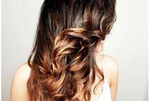 Hair colour ideas  / by Sofia Popowitch