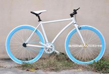 Fixies/Bikes / by Jennifer Pierson