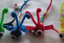 Kiddies * Busy Bags, Quiet Play & Fine Motor Skills / by Marissa Garcia-Olm Fletcher