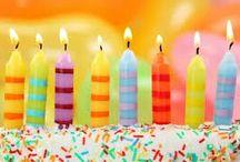 BIRTHDAY & CAKE / by Arial Lynn