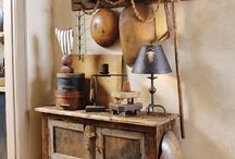 Country Home Decor ☆ / by Randee Siblisk-Taylor