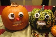Go Kids Fall/Halloween / by Christie Goldston