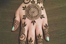 Henna tattoos / by Nora Brooks