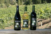 Local Wineries / Local winery in Manton, Ca. Just below Lassen Park. / by St. Bernard Lodge