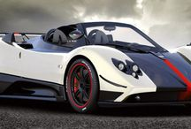 Pagani / by The supercars