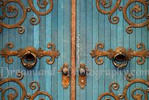 Doors....to where? / Photos of beautiful and interesting doors / by Chris Rice