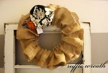 Crafts: Wreaths / by Jodi Stone