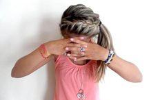 hair / by Mckaela Hockenberry