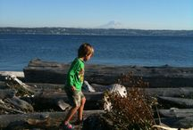 Things to do with the kids in The Northwest / by Gina Morton