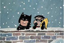 Batman / by Courtney Sweeney-Legore