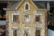 Dollhouses / by Marissa Espinosa