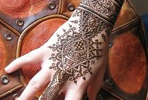 Henna Designs that inspire / by Natasha Papousek