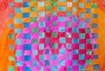 Elementary Art | Weaving / by Lauren Mann