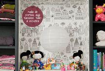 children's bedroom / by Luísa Hering