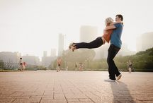 Modern Engagements / by Kate Myhre // Modernly Wed