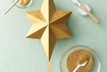 Paper Christmas ornaments / by Sarah Shepherd Manandhar