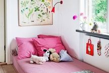 Toddler Bedroom / by Jennifer Chapin