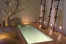 DeSigN ~ ReSiDeNTiaL ~ BaTHrOOm | SpA DeSigN / Mostly modern bathrooms and spas with natural elements. / by MB