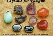 Crystal Healing / Stones and Crystals used to heal what ails you. / by Heather Dakota