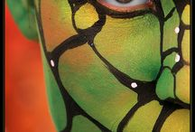 Bodypainting / by Hans Hickler
