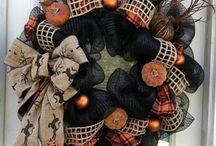 Wreaths / by Amanda Whittington