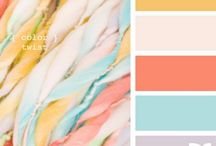 Color Schemes / by MARY POON