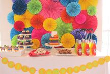 Backdrops and Dessert Tables / by Barbara Moore