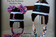 Baby/Children's Hats / by Cathy Marten