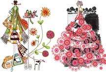 Illustrations / by Jenny