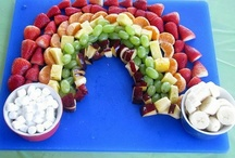 Food Decorating/Garnishing / by Julie Herman Events