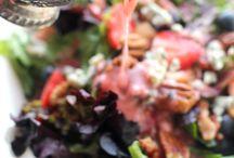 Salads / by Dianne Koenig Mejia