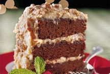 Christmas Desserts / by Pine Cones and Acorns Blog