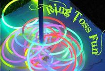 8th Grade Dance / Glow Party / by Kari Fulton