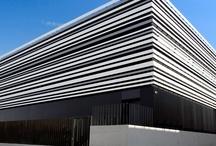 Centro Acuático Deportivo L'ARGILA / AC-ARCHITECTURE nuevo proyecto en España / by URBATEK ™