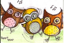 Owls / by Rebekah Budziszewski | Images Everlasting