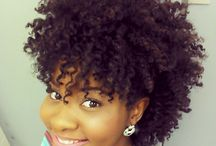 natural hair! / by Tracy Cross Lucas