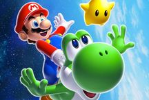 Mario and Zelda / by Aricka Roberson