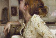Lovely Paintings / by Tejae Floyde